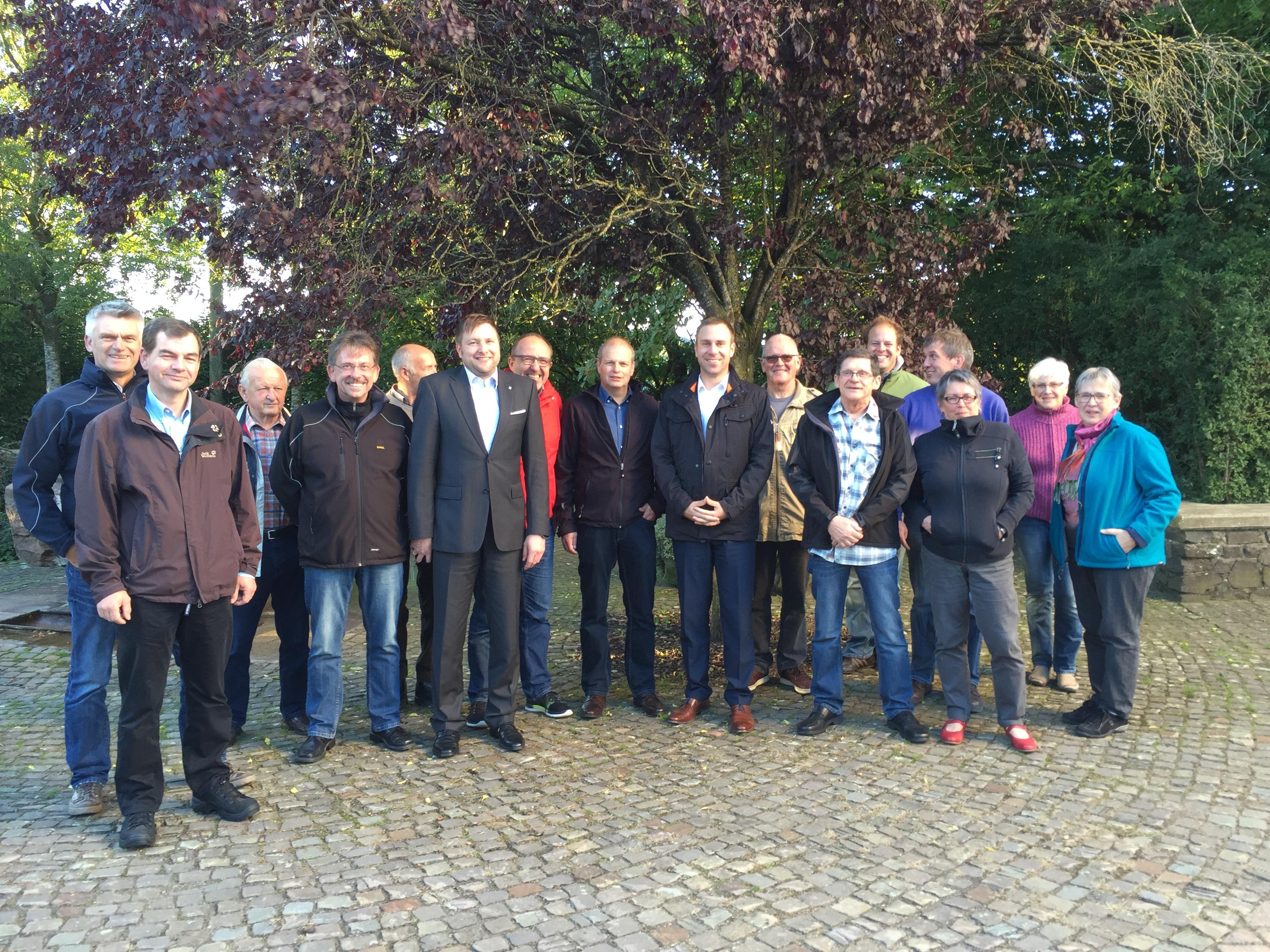 Besuch in Rommersheim