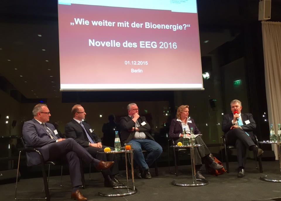 Novelle des EEG 2016 – Berlin 01.12.15