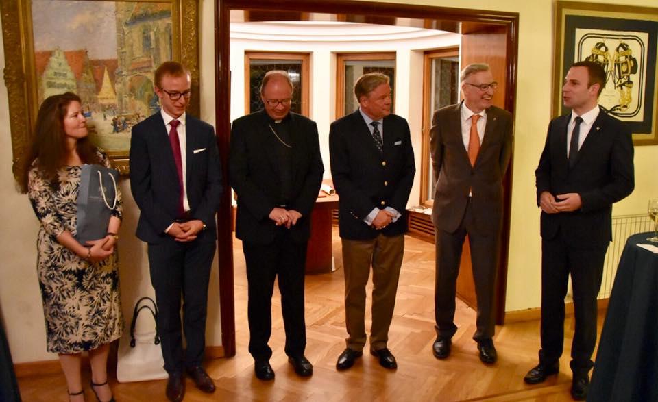 Delegationsreise mit Bischof Ackermann nach Bolivien