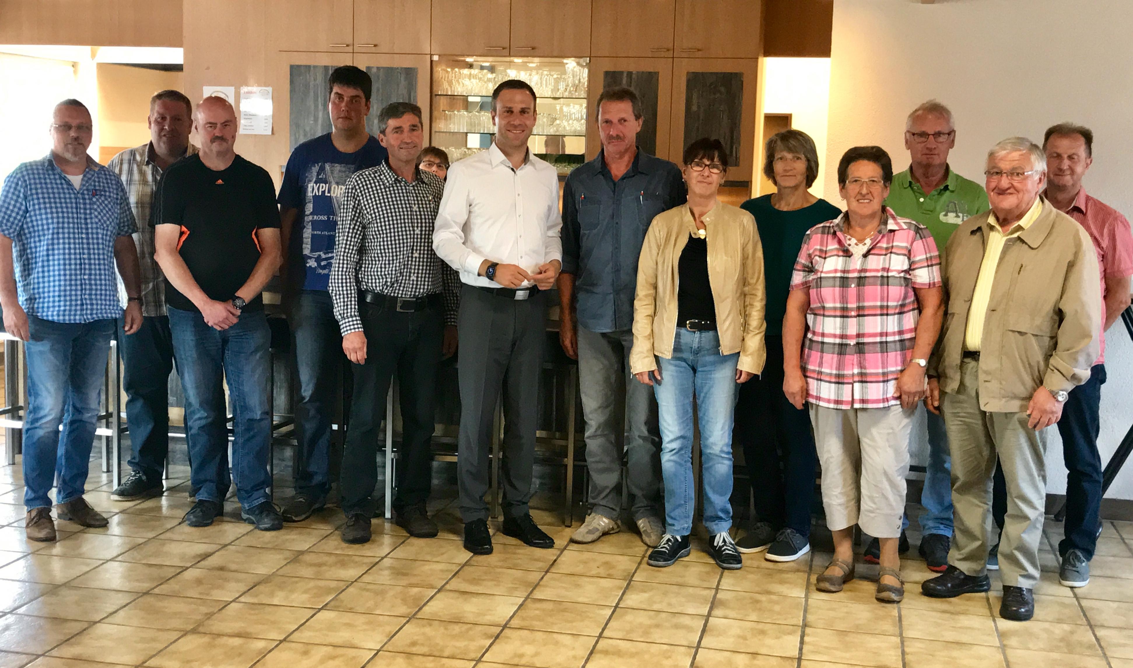 Nico Steinbach vor Ort: Ammeldingen bei Neuerburg