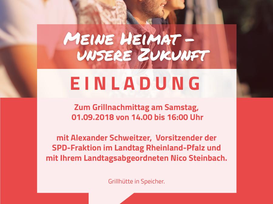 Landlust oder Landfrust? SPD-Landtagsabgeordneter Nico Steinbach will wissen, wo der Schuh drückt