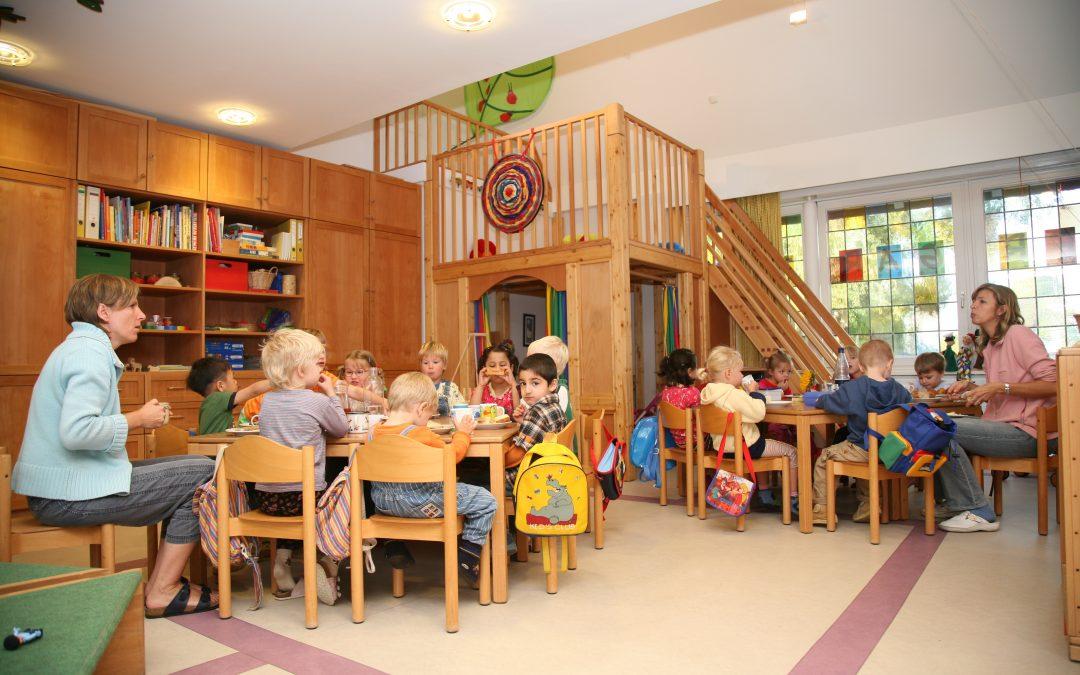 Kitas im Eifelkreiserhalten 152.421 Euro zur Sprachförderung