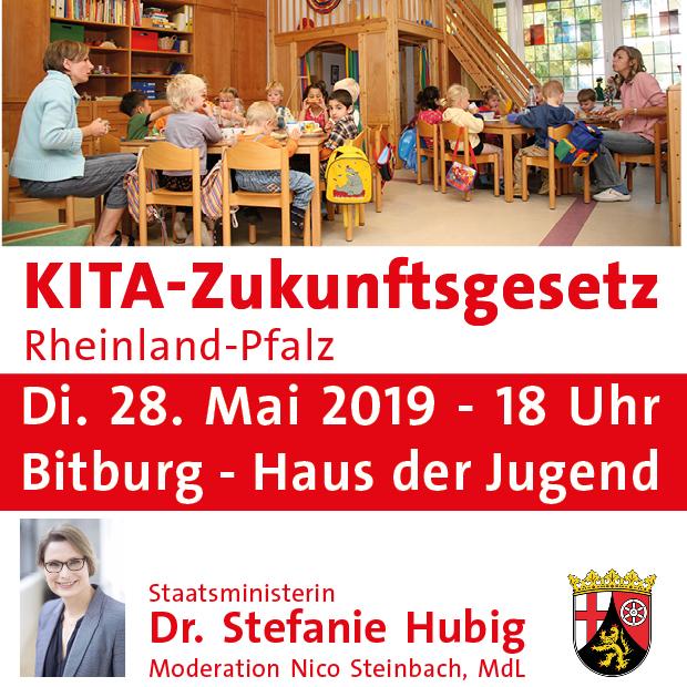 Das Kita-Zukunftsgesetz –  Beitragsfrei, gerecht und gut!