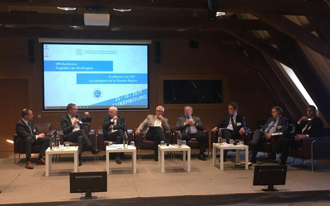 IPR-Konferenz in Luxemburg