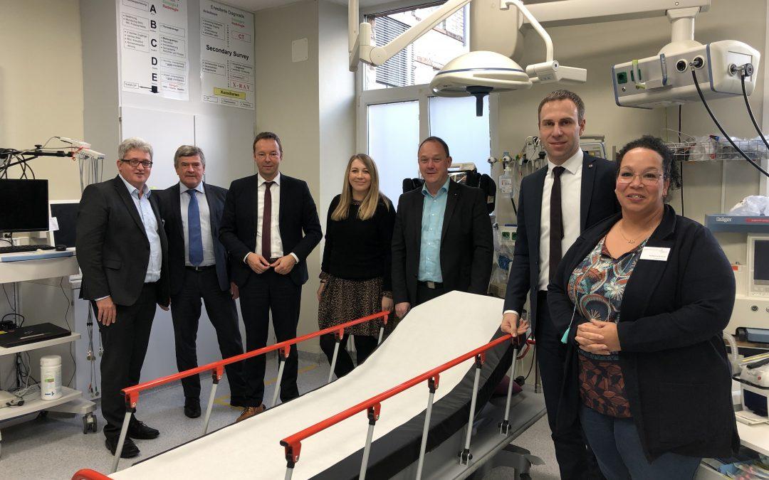 Krankenhäuser Bitburg und Prüm sind sicher!