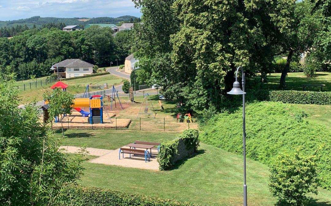 Vier Ortsgemeinden des Eifelkreises erhaltenZuwendungen aus dem Dorferneuerungsprogramm 2020