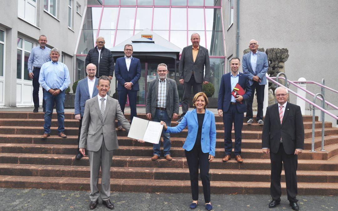 Mehr als 1,3 Mio. Euro für den Breitbandausbau im Eifelkreis