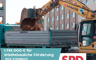 Die Städte Bitburg, Prüm, Kyllburg und Gemeinden der VG Südeifel profitieren von Zuwendungen aus dem Programm Städtebaulicher Erneuerung 2020