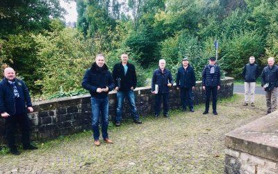 """Renaturierung des """"Ehlenzbach"""" in der Gemarkung Ließem nimmt Gestalt an – AktionBlauPlus ermöglicht Kooperationsprojekt zwischen Land und Verbandsgemeinde"""