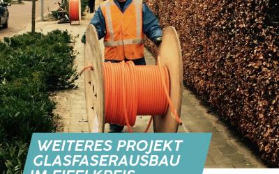 Eifelkreis Bitburg-Prüm erhält 6,6 Mio. € für Glasfaserausbau