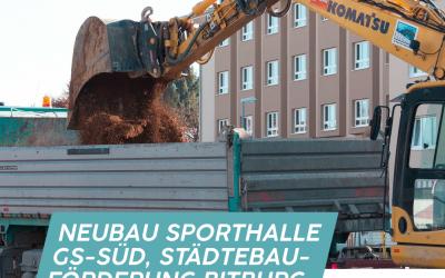 Nico Steinbach, MdL: Auch im neuen Jahr Fördergelder für die Stadt Bitburg