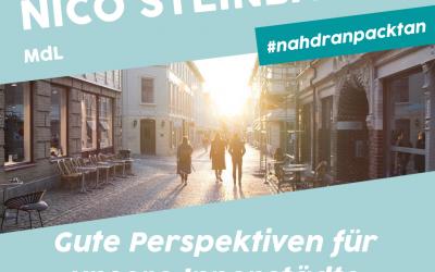 """Modellvorhaben """"Innenstadt-Impulse"""" auch für Mittelzentren"""